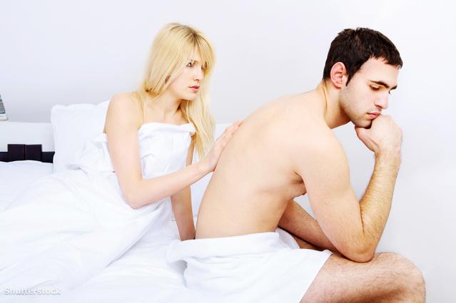 a pénisz reggel miért nem állt fel