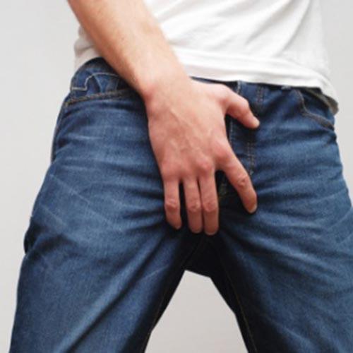 a pénisz mechanikai károsodása