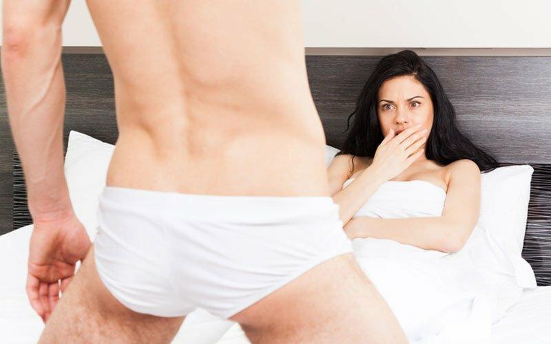 Ilyen a szex egy pasival, akinek kicsi a szerszáma