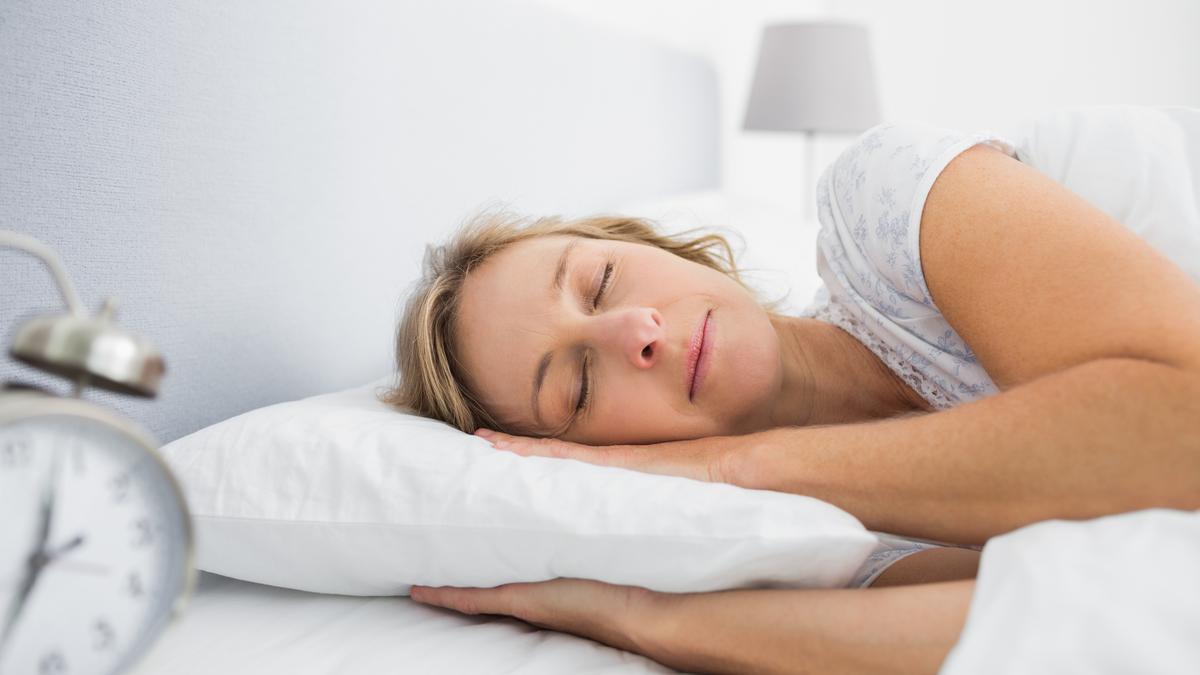 amikor merevedést alszom