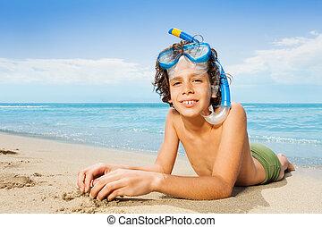 pufók tengerparti gyerekek