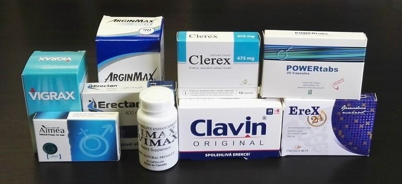 étrend-kiegészítők az erekció kezelésére