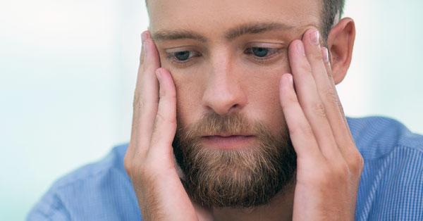 Krónikus prosztatagyulladás, nincs reggeli erekció