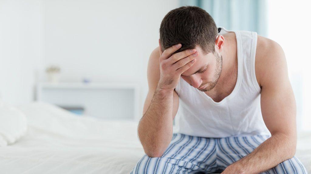 Merevedés utáni fájdalom - Urológiai megbetegedések