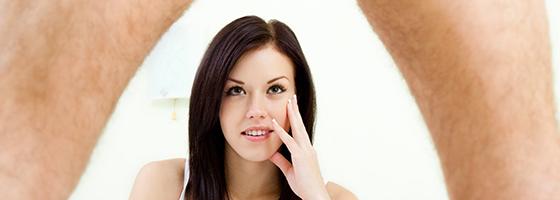 ha egy lány fél a pénisztől hogyan készítsen péniszet otthon egyedül